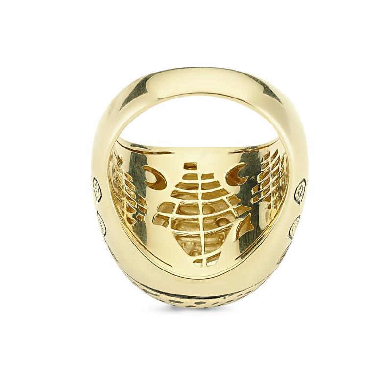 Altın Barbaros Hayrettin Yüzüğü