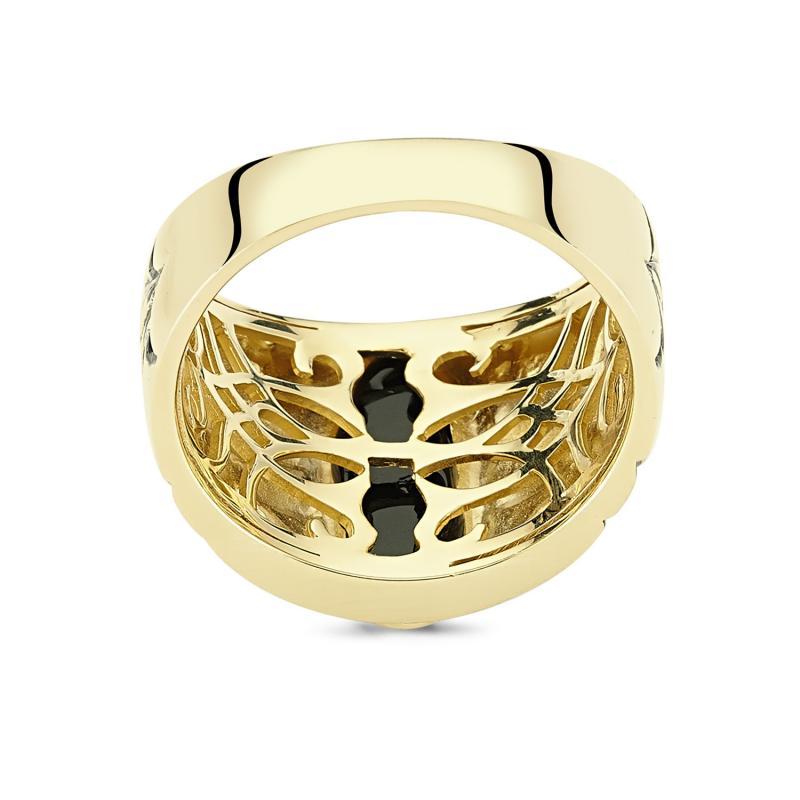 Hanedan Altın Zihgir Okçu Yüzüğü